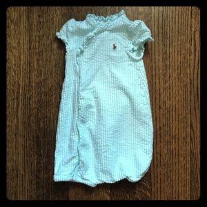 Ralph Lauren baby girl romper